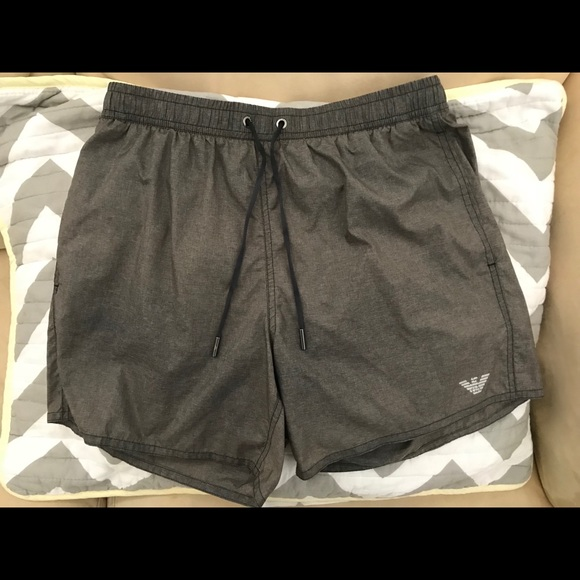 58deb5c082 Emporio Armani Other - Men's Emporio Armani Swim Shorts Sz S